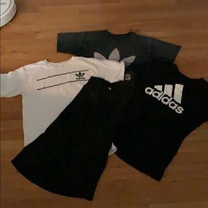 Adidas Woman t-Shirt and tank top bundle